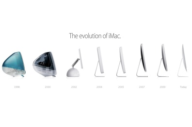 the-evolution-of-the-imac-