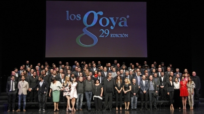 FIESTA DE NOMINADOS DE LOS XXIX PREMIOS GOYA DE LA ACADEMIA DEL CINE ESPAÑOL